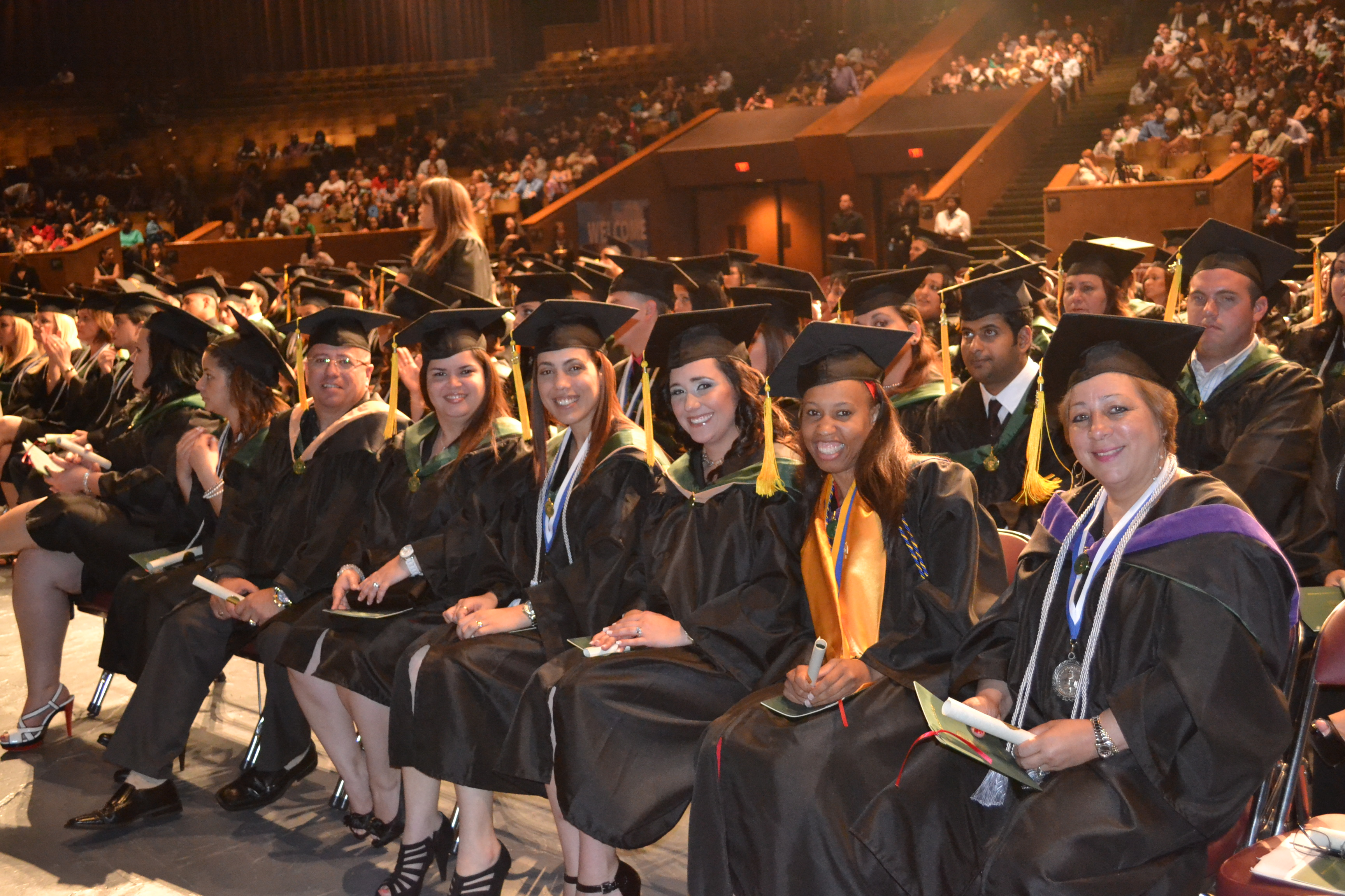 Congratulations To The Class Of 2012!  Florida National