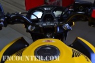 CB650F Dashboard Speedometer