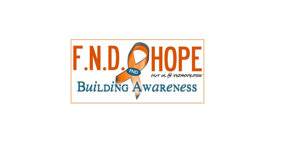 Mission Statement - FND Hope - Building Awareness