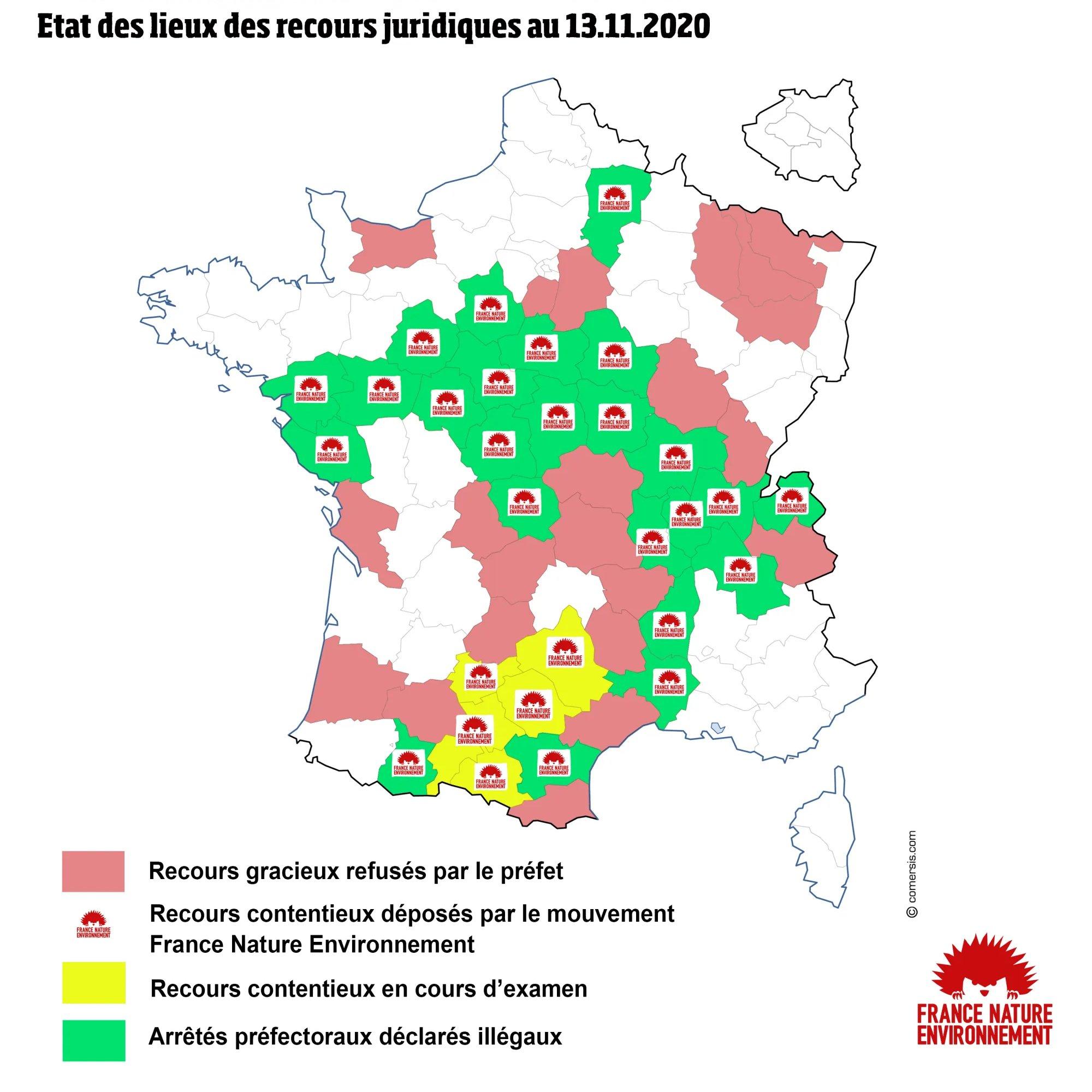 Les préfets de département des Pays de la Loire condamnés à mieux protéger l'eau vis-à-vis des pesticides