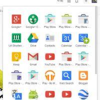 Chrome App Launcher - Personalisierung mittels Chrome Extension möglich