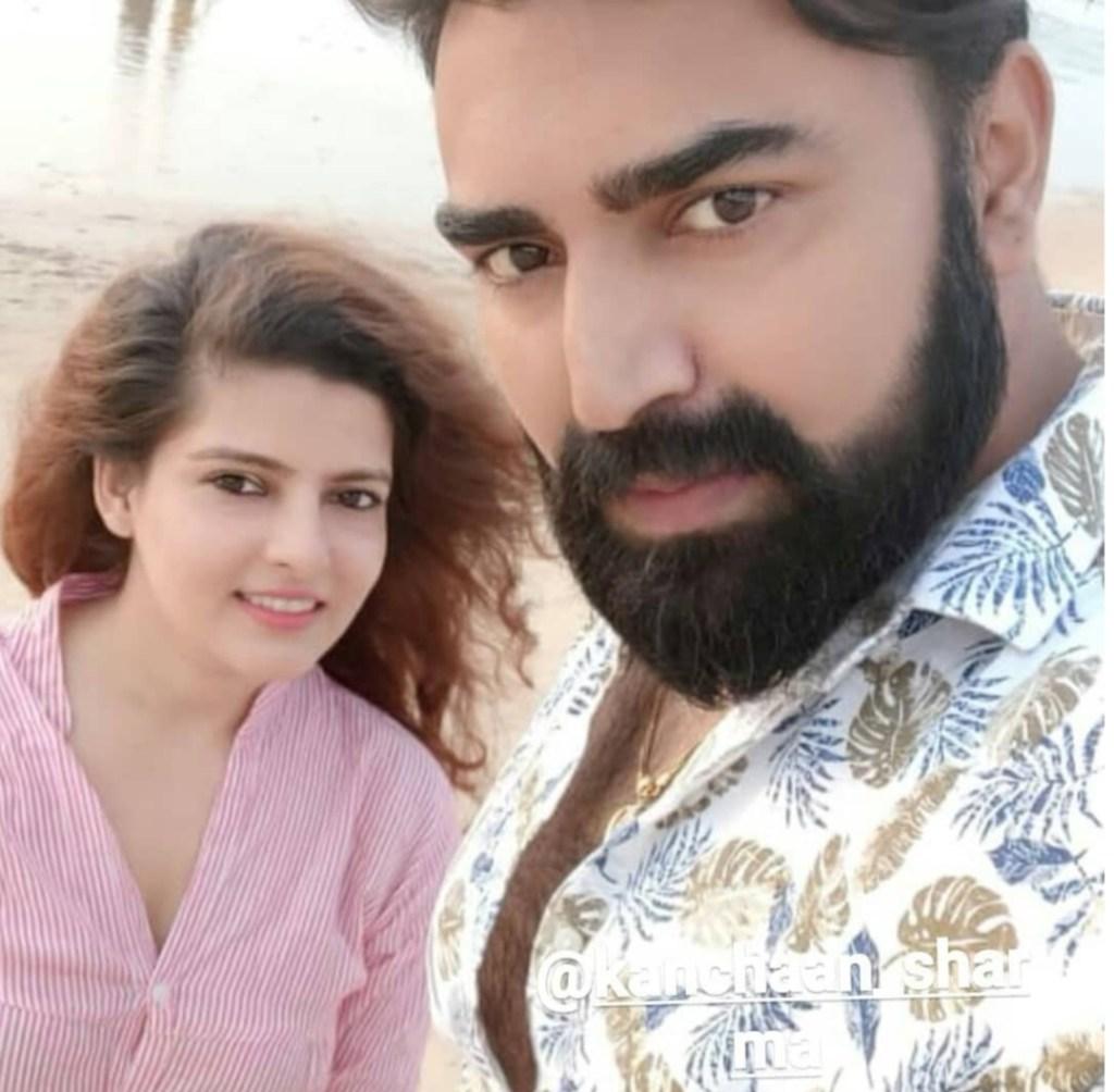 Sandeep Nahar wife