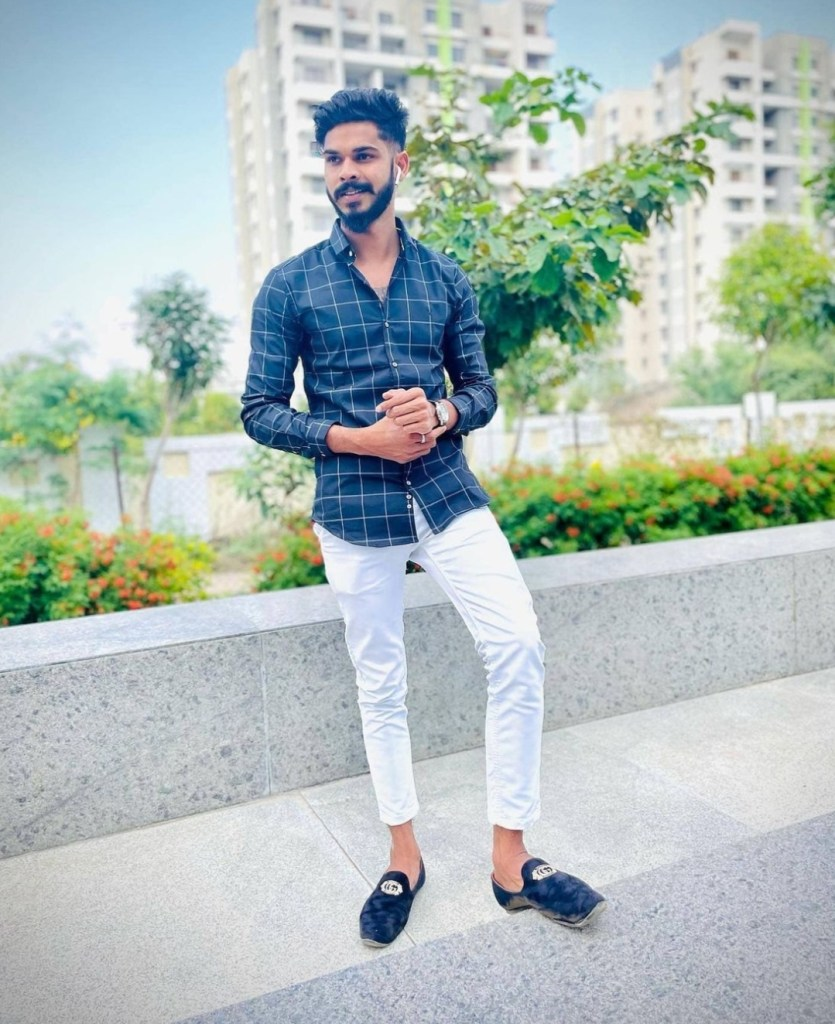 Samir Gaikwad Suicide marathi TikTok star