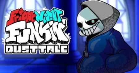 FNF VS DustTale Remastered APK