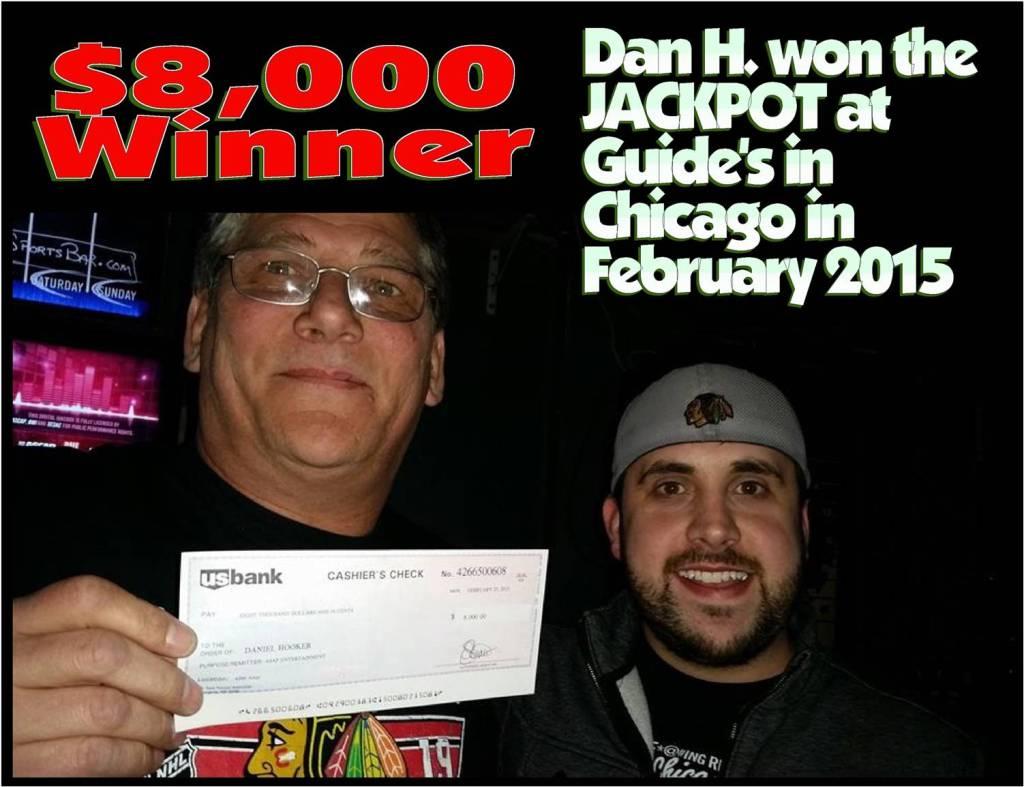 8000 Winner Dan H 2 23 15 Pic