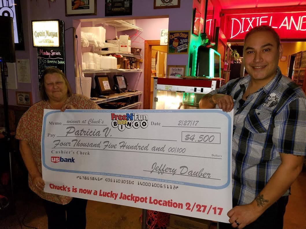 Jackpot Winner 2017