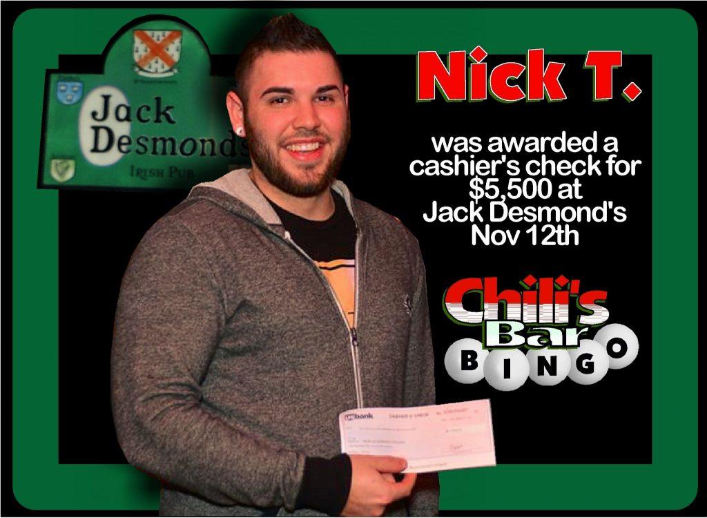 Jackpot Winner 2014