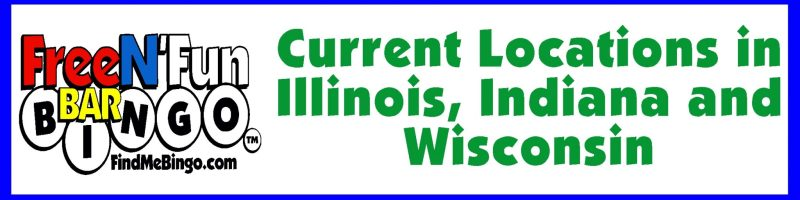 Current Locations for Illinois, Indiana & Wisconsin