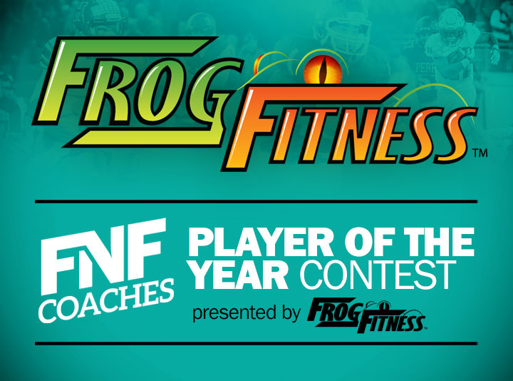 FNF Coaches Player of the Year
