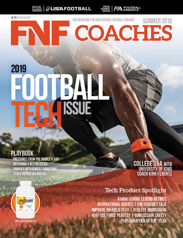 FNF Coaches Summer 2019