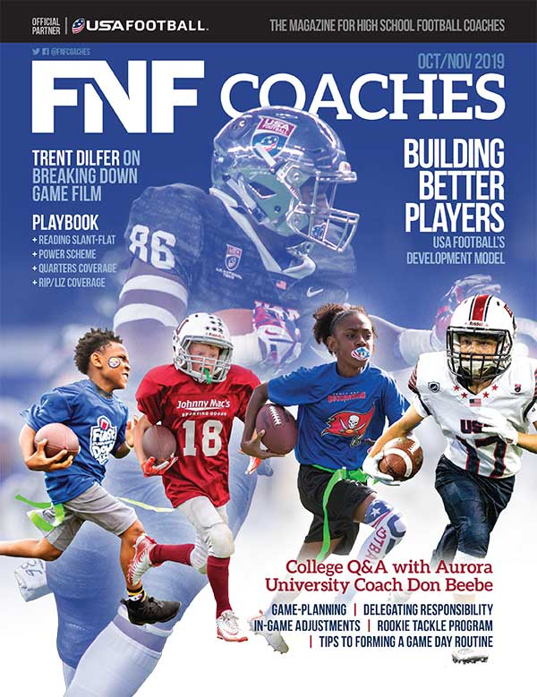 FNF Coaches Oct/Nov 2019