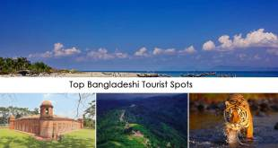 Top Bangladeshi Tourist Spots