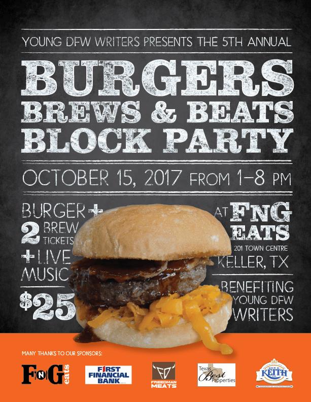 It's a Block Party: FnG Eats Burgers, Brews and Beats