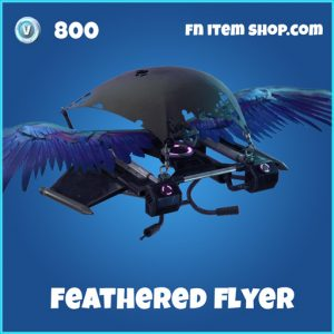 feathered flyer rare 800 glider fortnite