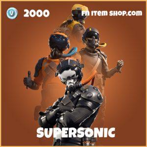 Supersonic legendary fortnite skin