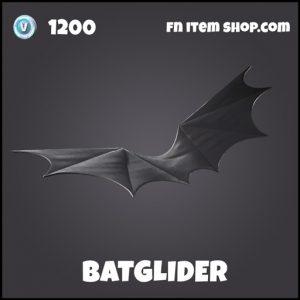 Batglider fortnite glider