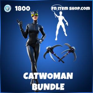 Catwoman Bundle fortnite items