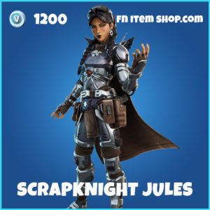 Scrapknight Jules Fortnite Skin
