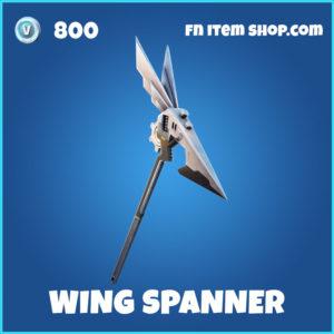 Wing SPanner Fortnite pickaxe harvesting tool