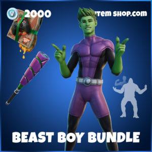 Beast Boy Fortnite Bundle