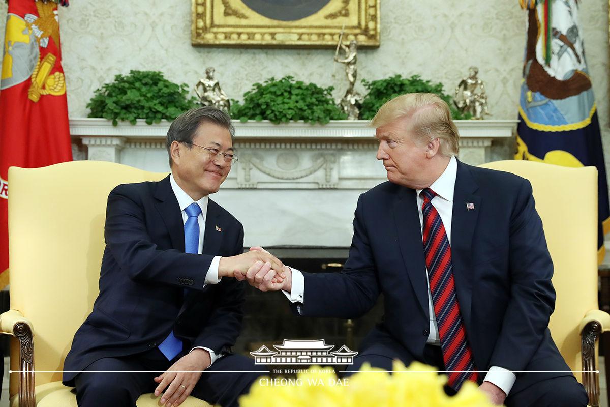 米議会調査局「対北朝鮮問題で米韓が大きな違い」