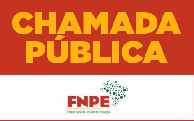 Comissão executiva divulga chamada pública para apresentação de trabalhos acadêmicos na CONAPE