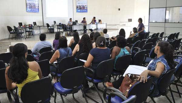 [MS] Profissionais da Educação participam de Conferência Nacional que acontece na Semed