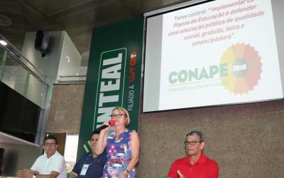 [AL] Sinteal participa da CONEPE 2018 rumo à CONAPE, em Belo Horizonte (MG)