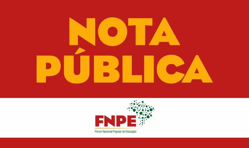 Nota pública sobre decisões de juízes eleitorais que têm apreendido material da CNTE