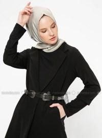 Black - Unlined - Shawl Collar - Jacket
