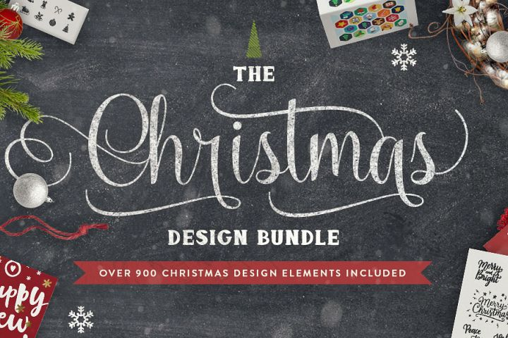 Christmas design bundle pic for Christmas coloring pages