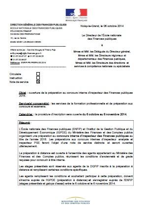 Concours Interne Inspecteur Des Finances Publiques : concours, interne, inspecteur, finances, publiques, F.O.-DGFiP, Section, PAS-DE-CALAIS, Syndicat, FO-DGFiP