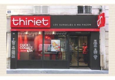 Thiriet fait son arrivée à Paris (via lsa-conso.fr)