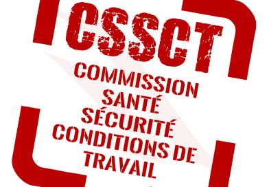 Compte rendu du CSSCT magasins du mercredi 10 janvier 2021