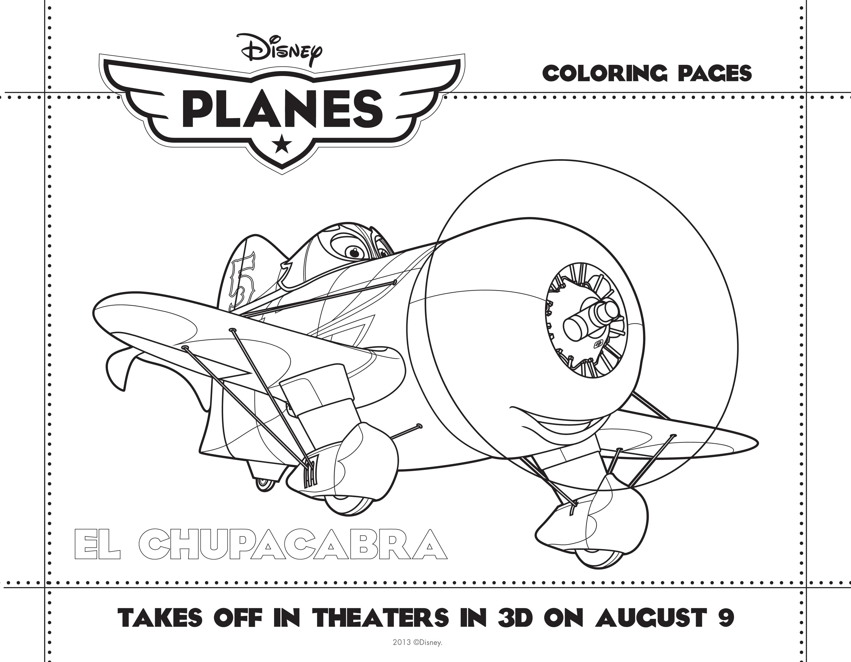 Free coloring pages of n colour planes