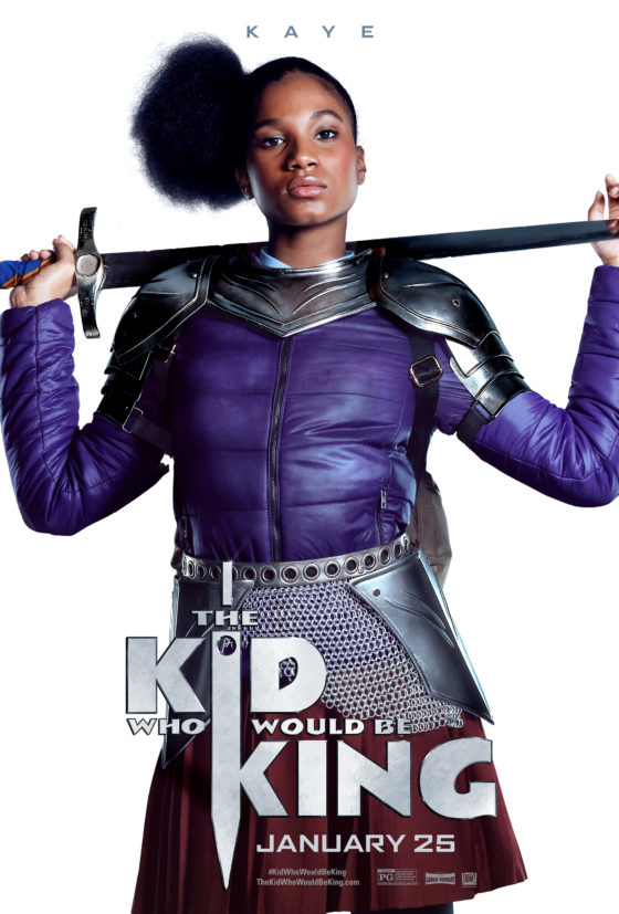 The New Character Posters And Trailer For THE KID WHO