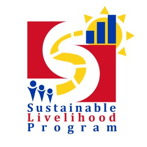 DSWD SLP logo with name