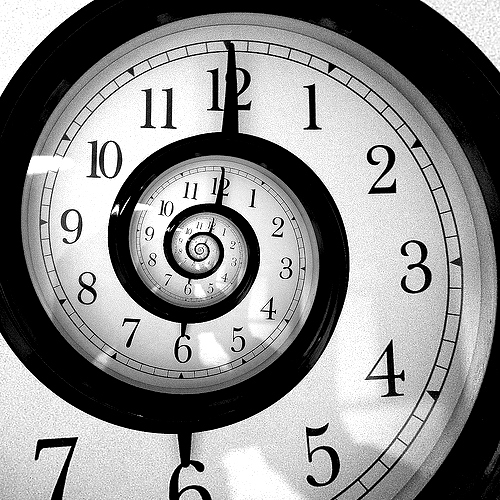 time Timpul nu mai are răbdare cu noi