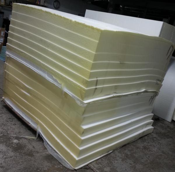 High Density Foam - And