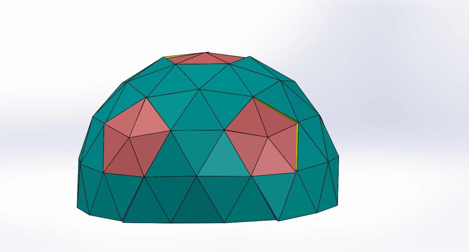 Dome 3V section 2