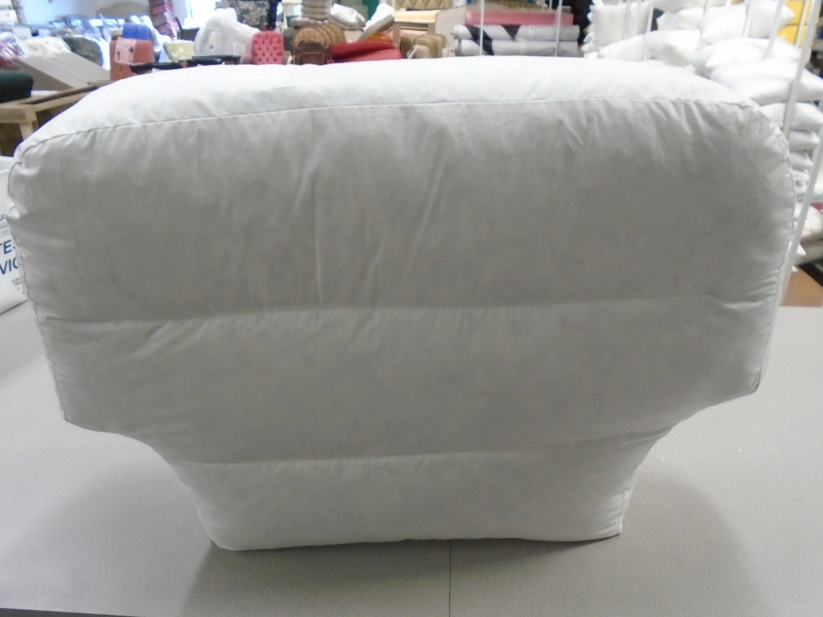 sofa cushion foam types green velvet chesterfield sofas replacements