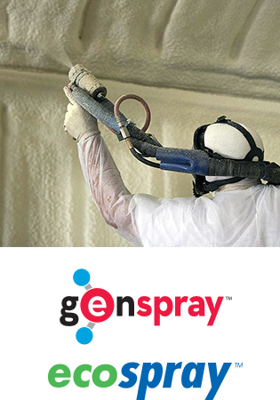 EcoSpray Spray Foam