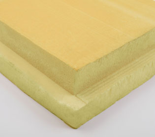 yellow foam