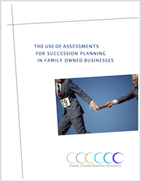 The use of assessments