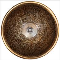 linkasink- highly decorative bathroom sinks & drains   focal point