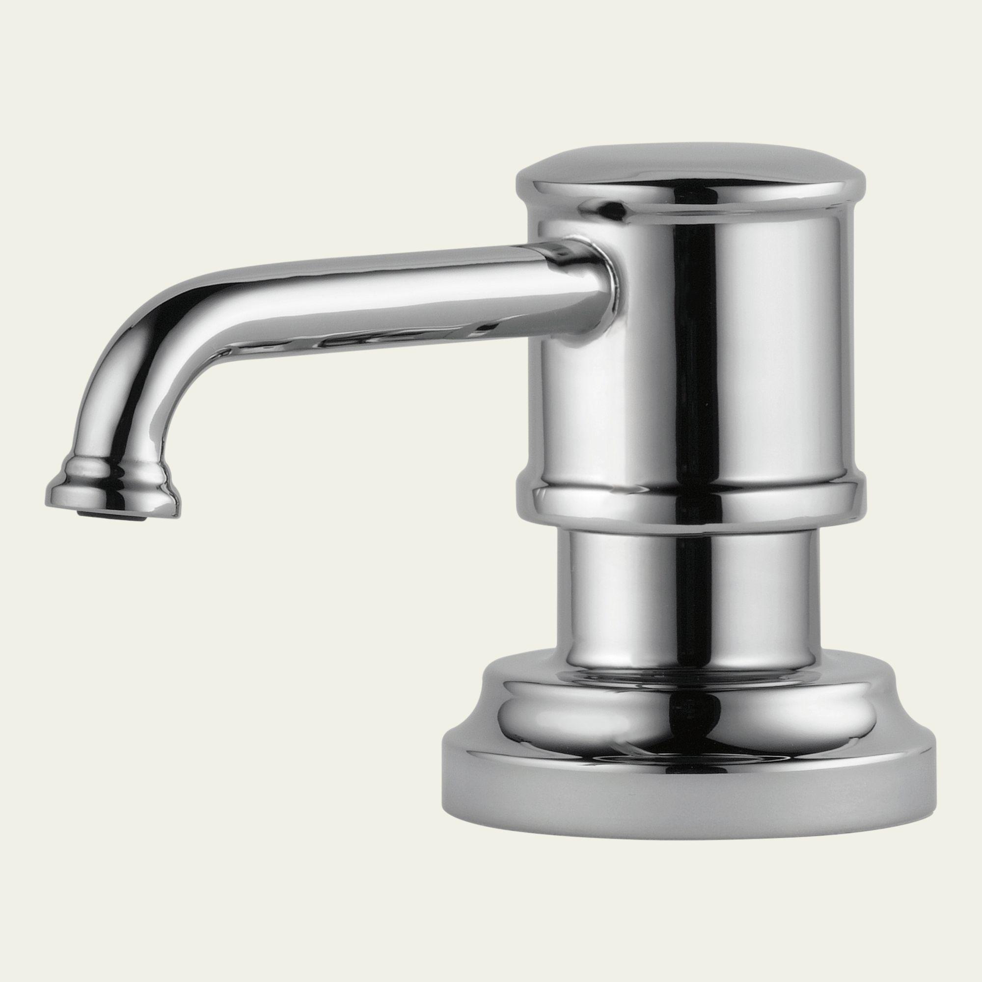 64025LF Brizo Single Handle PullDown Kitchen Faucet with