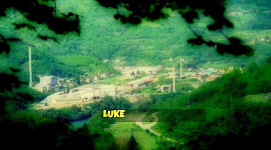 Foča 1992. - 1995. - četničko uporište Luke kod Foče