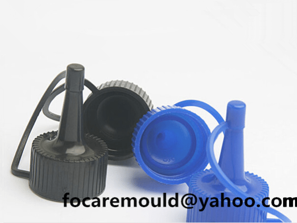 China cap mold maker