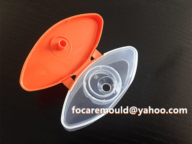 double shampoo lids mold