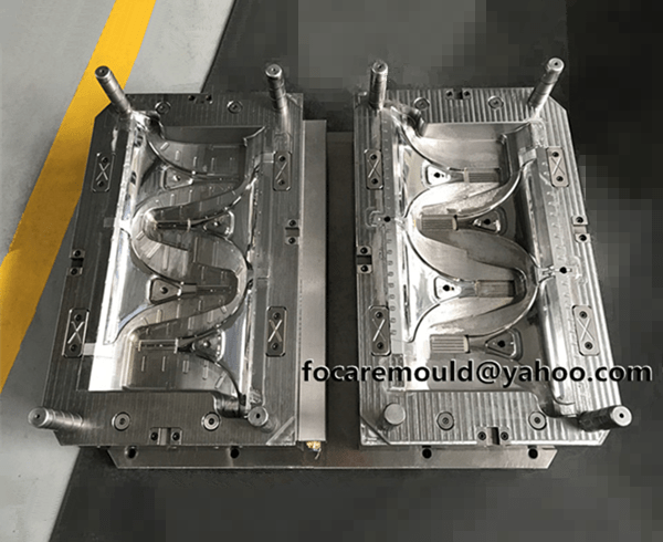 double window squeegee mold